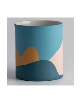 Tasse cylindrique