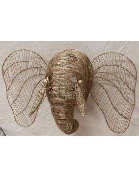 Tête Eléphant
