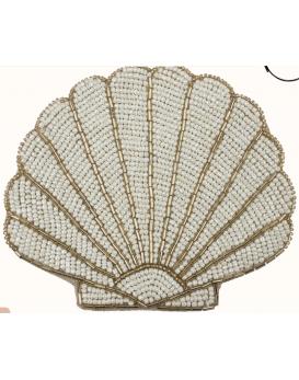 Porte monnaie perles