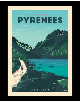 Pyrénées Val D'AZUN