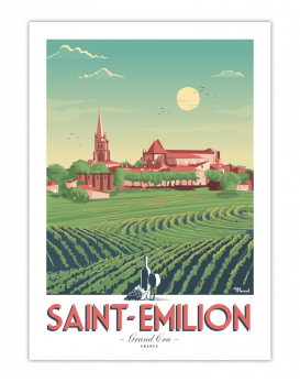Saint-Emilion « Grand Cru »