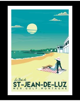 Saint Jean De Luz. La baie