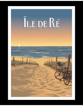 Ile de Ré Bois-plage
