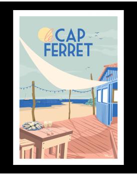 """Cap Ferret """"Cabane à Huîtres"""""""