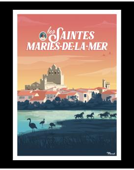 Les Saintes Maries-de-la-mer