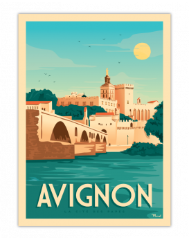 Avignon La cité des papes