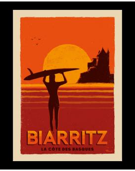 Biarritz «la Côte des...