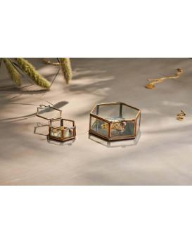 Boîte hexagonale Kawa ring