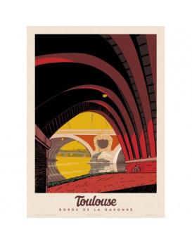 Toulouse Bords de la Garonne
