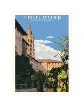Toulouse Basilique St-Sernin