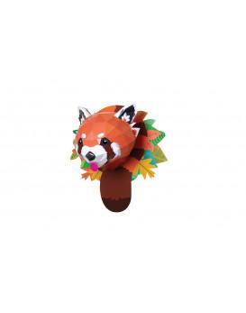 Trophée Panda roux