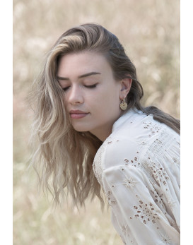 Boucles d'oreilles Linda