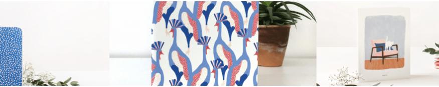 Découvrez nos créateurs de papeterie made in France originale et décalée. Vous trouverez un large choix de carnets, bloc-notes, agendas, répertoires, organisateurs, albums photos, cartes et objets de décoration en papier