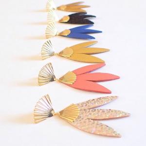 Les derniers coloris ensoleillés avant la nouvelle collection de @demiselbijoux   #bijoux #createurfrancais #upcycling #toulouse
